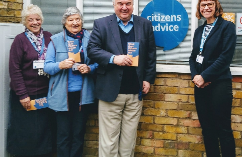 East Herts Citizens Advice